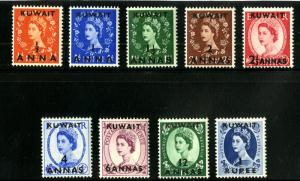 KUWAIT 120-128 MH SCV $31.50