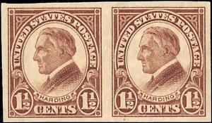 631 Mint,OG,NH... Pair... SCV $6.25