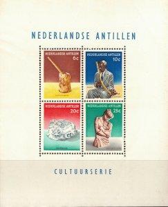 Netherlands Antilles #279a, Souvenir Sheet, MNH