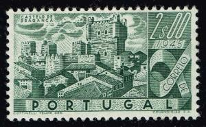 Portugal #668 Braganca Castle; Unused (50.00)