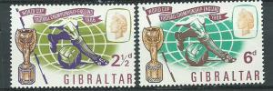 Gibraltar  SG 188 - 189 set  MVLH