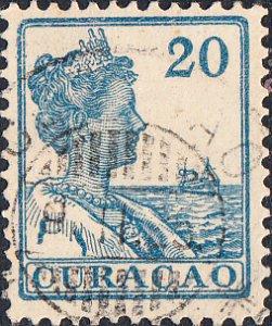 Netherlands Antilles    #123    Used
