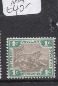 Malaya FMS Tiger SG 27a MOG (7dma)