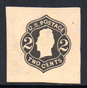 U46 Die 22(A) Type 3 Mint CV $60