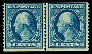 U.S. WASH-FRANK. ISSUES 355  Mint (ID # 62572)