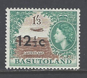 Basutoland Sc # 68 mint never hinged (DT)