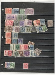 ITALY REVENUE COLLECTION ON STOCK SHEET