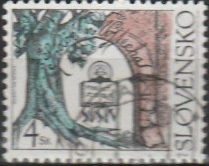 Slovakia, #234  Used , From 1995,  CV-$0.25
