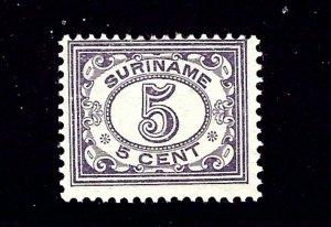 Surinam 84 MH 1926 issue