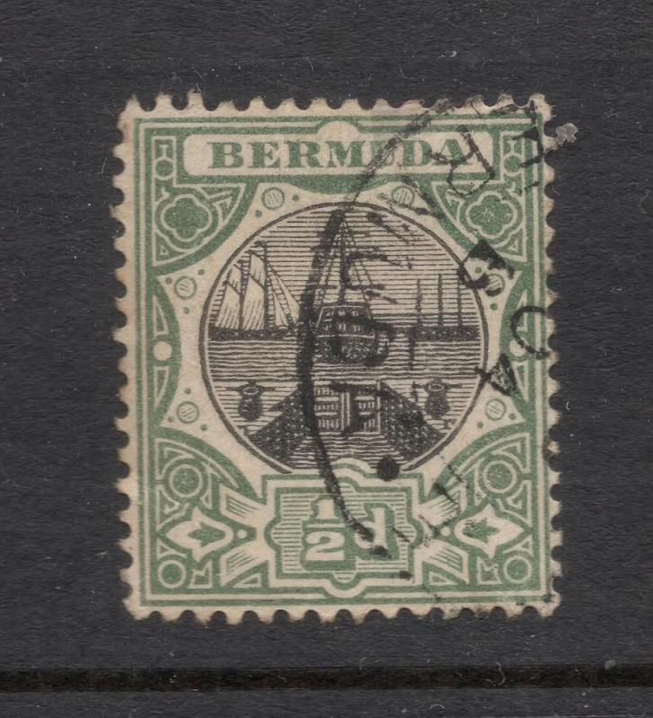 Bermuda #28 Gray Green - Used
