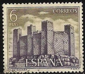 Spain 1970 Scott# 1614 Used