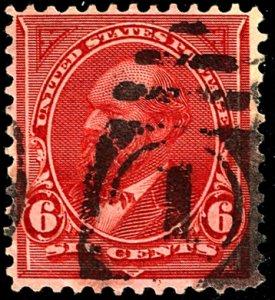 U.S. #256 Used