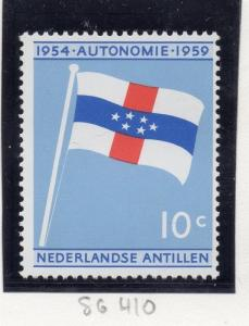 Dutch Antillen 1959 Early Issue Fine Mint Hinged 10c. 167323