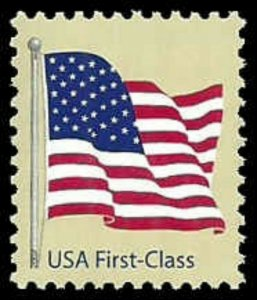 US #4129 (41c)American Flag, MNH, (PCB-19)