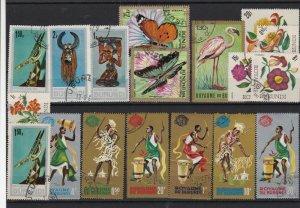 Burundi Stamps Ref 15406