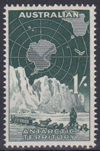 Australian Antarctic Territory Sc #L3 MNH