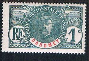Dahomey 17 MLH General Faidherbe (BP08619)