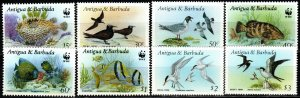Antigua #1005-12 MNH CV $45.00 (X4461)