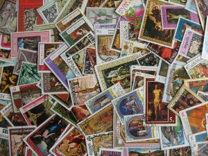 Topical hoard breakup 100 Easter. Mixed condition, few duplicates