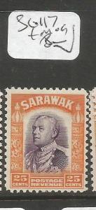 Sarawak SG 117 MOG (2cya)