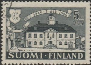 Finland, #254  Used, From 1946