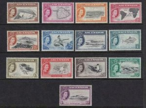 Ascension 1956 SC 62-74 MLH SCV $143.00 Set