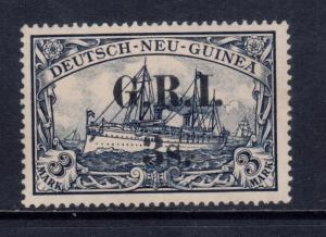 New Britain #14 (Michel #14ii) Very Fine Mint Unused (No Gum) *With Certificate*