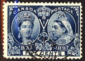 Canada #54 Used