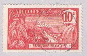 Guadeloupe 59 Used Harbor at Basse Terre 1905 (BP3022)