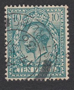 GB 1924 GV 10d SG428 fine used.............................................29551