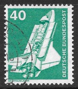 Germany # 1174 Used