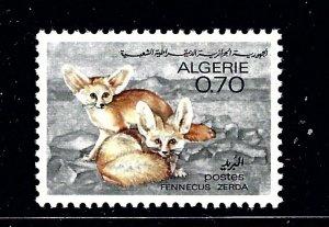 Algeria 377 MLH 1967 animals