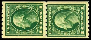 U.S. WASH-FRANK. ISSUES 410  Mint (ID # 43000)