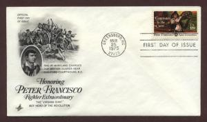 US # 1562 , Contributor to the Cause on ArtCraft FDC