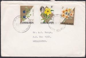 COOK IS 1967 cover to NZ - MANGAIA cds.....................................87696