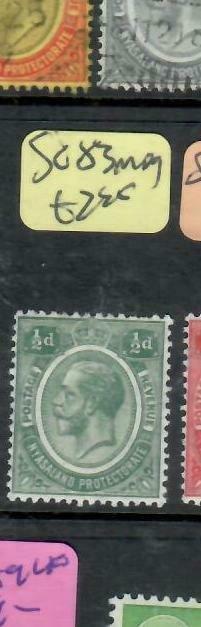 NYASALAND  (PP0406B)  KGV  1/2D   SG 83   MOG