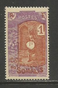 Somali Coast    #80  MNH  (1915)