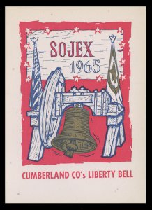 SOJEX 1965 (30th) Stamp Show - MINT, Never Hinged, F-VF or Better