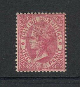 British Honduras, Sc 14b (SG 19), MHR
