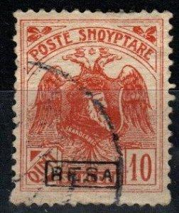 Albania #157   F-VF Used CV $8.00 (X885)