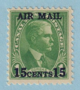 UNITED STATES - CANAL ZONE C1 AIRMAIL  MINT HINGED OG * NO FAULTS VERY FINE!