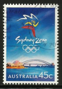 Australia 1999 Scott# 1779 Used