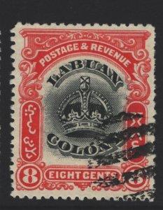 Labuan Sc#102 Used