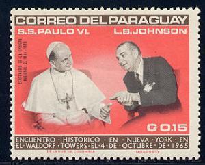 Paraguay Scott # 904, mint