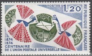 France #1415  MNH F-VF (SU6718)