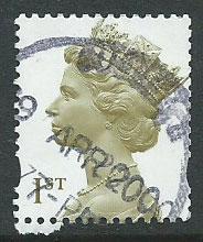 Great Britain SG  2124d perf 14