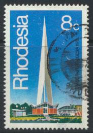 Rhodesia SG 554  SC# 392   Used Trade Fair  see details