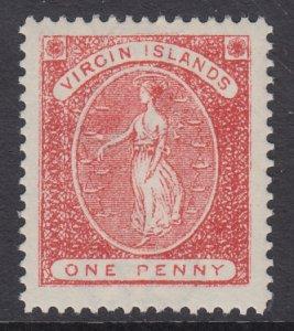 British Virgin Islands 19 MNH VF