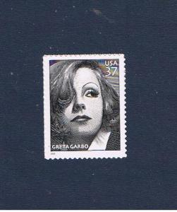 #3943 MVFNH S/A Greta Garbo Free S/H