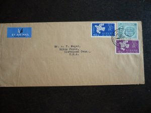 Europa 1962 - Cyprus - Cover